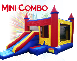 Mini Combo inflatable slide