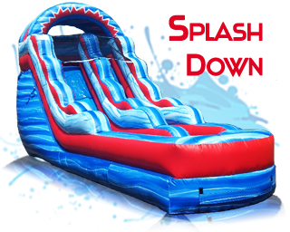 Splash Down water slide