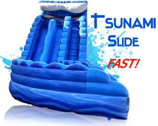 Tsunami Slide waterslide