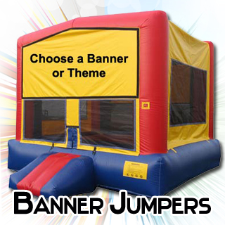 Banner Bounce Houses