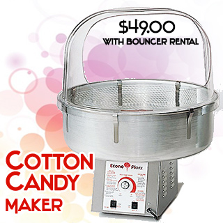 Cotton Candy Maker rental