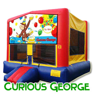 Curious George Bouncer