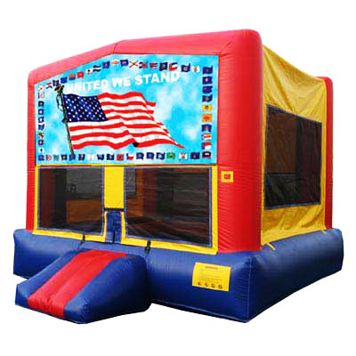 Aladin's Palace Bounce House