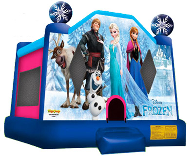 Frozen Bounce House Jumper