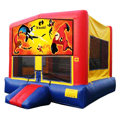 Incredibles Bounce House Jumper