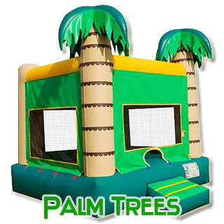 Palm Tree Tropical Bouncer