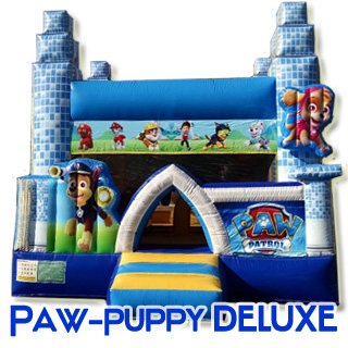 Paw-Patrol Deluxe Bouncer