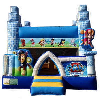 Pirate Ship Bounce House Jumper