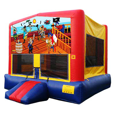 Pirates Bounce House Jumper