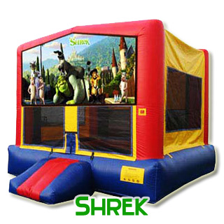 Shrek Bouncer