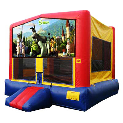 Shrek Bounce House Jumper