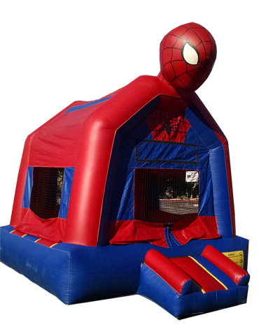 Spiderman Bounce House Jumper