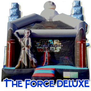 Star Wars Deluxe Bouncer