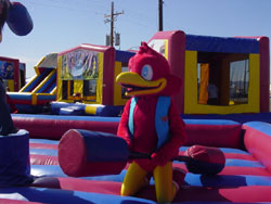 Large Scale Corporate Event Inflatables