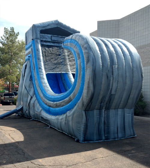 Inflatable Water Slide Az: Riptide Inflatable Slide Gilbert, Mesa, Chandler, Tempe